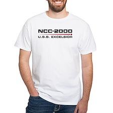 USS Excelsior Dark T-Shirt