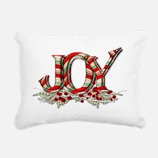 Christmas Joy Rectangular Canvas Pillow