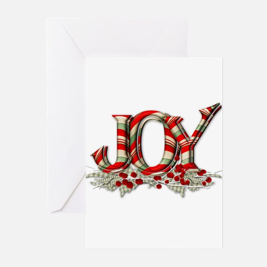 Christmas Joy Greeting Cards (Pk of 20)