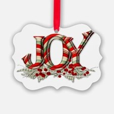 Christmas Joy Ornament