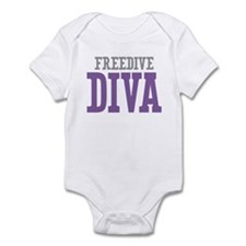 Freedive DIVA Infant Bodysuit