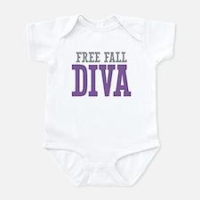 Free Fall DIVA Infant Bodysuit