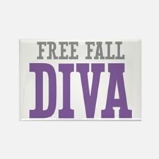 Free Fall DIVA Rectangle Magnet