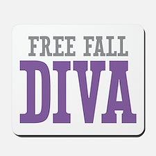 Free Fall DIVA Mousepad
