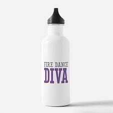 Fire Dance DIVA Water Bottle