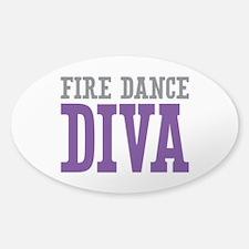 Fire Dance DIVA Decal