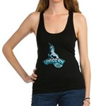 Cabin in the Woods Unicorn Racerback Tank Top