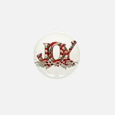 Christmas Joy Mini Button (100 pack)