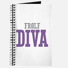 Frolf DIVA Journal