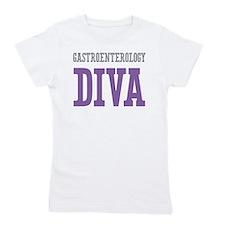 Gastroenterology DIVA Girl's Tee