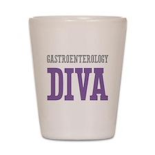 Gastroenterology DIVA Shot Glass