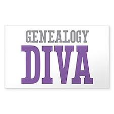 Genealogy DIVA Decal
