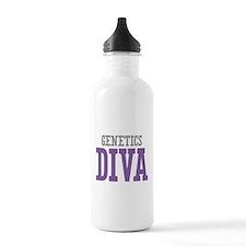 Genetics DIVA Water Bottle