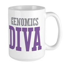 Genomics DIVA Mug