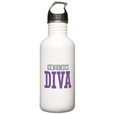 Genomics DIVA Water Bottle