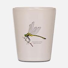 Dragonhunter Dragonfly Shot Glass