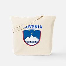 Slovenia Coat Of Arms Designs Tote Bag
