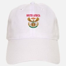 South Africa Coat Of Arms Designs Baseball Baseball Cap