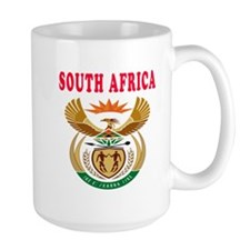 South Africa Coat Of Arms Designs Mug