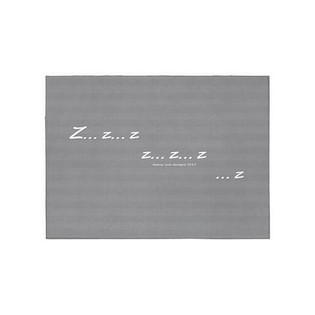 Zzz Twilight 5'x7'Area Rug