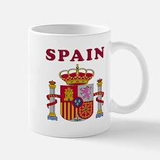 Spain Coat Of Arms Designs Mug