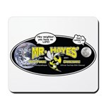 Mr. Hayes' Youtube Science Mousepad