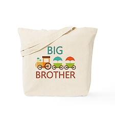 Train Big Brother Tote Bag