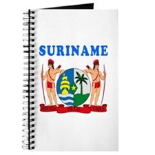 Suriname Coat Of Arms Designs Journal