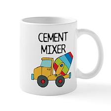 Cement Mixer Mug