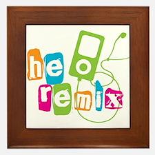 The Remix Framed Tile