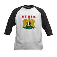 Syria Coat Of Arms Designs Tee