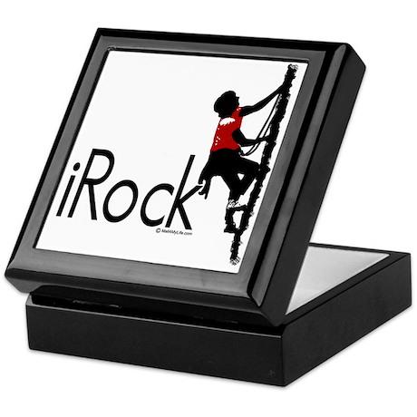 iRock Keepsake Box
