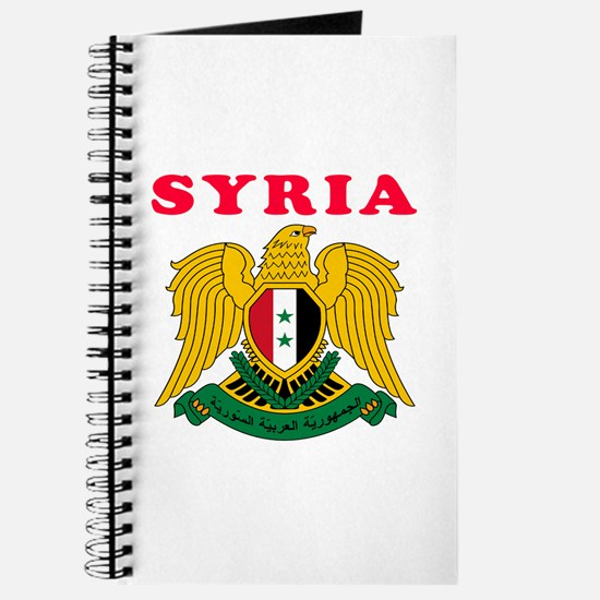 Syria Coat Of Arms Designs Journal