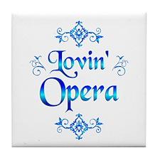 Lovin Opera Tile Coaster