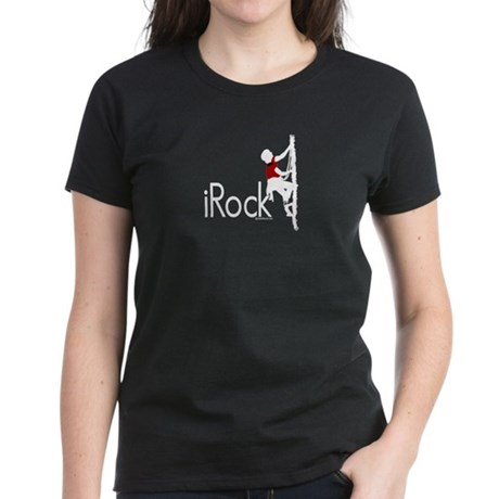 iRock Women's Dark T-Shirt