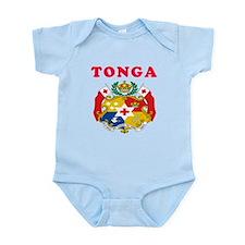 Tonga Coat Of Arms Designs Infant Bodysuit