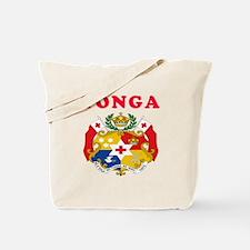 Tonga Coat Of Arms Designs Tote Bag