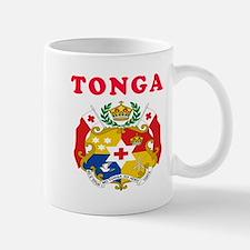 Tonga Coat Of Arms Designs Mug