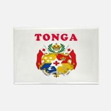 Tonga Coat Of Arms Designs Rectangle Magnet