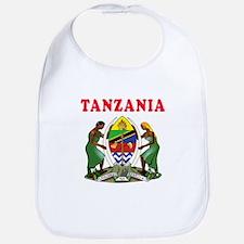 Tanzania Coat Of Arms Designs Bib