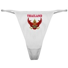 Thailand Coat Of Arms Designs Classic Thong