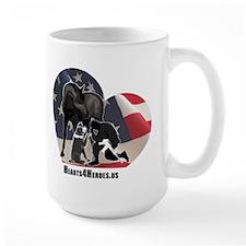 Hearts4Heroes Mug
