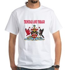 Trinidad and Tobago Coat Of Arms Designs Shirt
