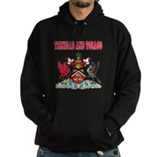 Trinidad and Tobago Coat Of Arms Designs Hoodie