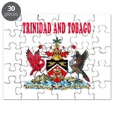 Trinidad tobago coat arms Puzzles