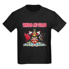 Trinidad and Tobago Coat Of Arms Designs T