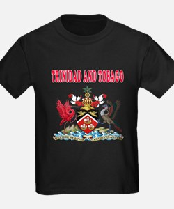 Trinidad and Tobago Coat Of Arms Designs T