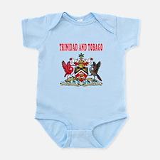 Trinidad and Tobago Coat Of Arms Designs Infant Bo