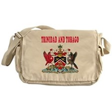 Trinidad and Tobago Coat Of Arms Designs Messenger