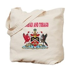 Trinidad and Tobago Coat Of Arms Designs Tote Bag